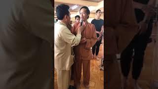 Thầy Võ Hoàng Yên giao lưu cùng danh hài nghệ sĩ Hoài Linh