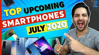 Top 10 Upcoming Smartphones💪 To Launch In India🔥🔥🔥 [JULY 2020]