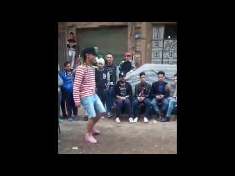 بنت ترقص شعبي علي مهرجان وتغلب الولد في الرقص 2018 thumbnail