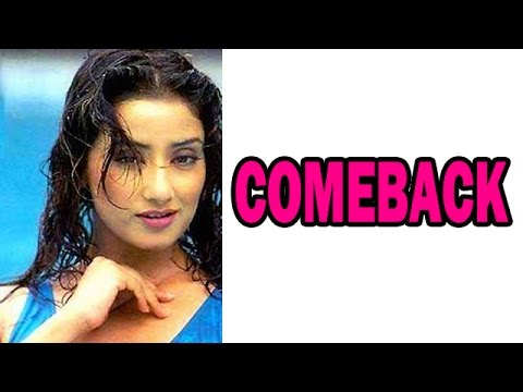 Manisha Koirala On Her Comeback In Bollywood! | Bollywood Exclusive video