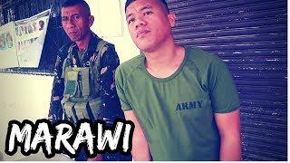 MARAWI, ORASUL CONTROLAT DE ISIS