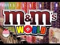 M&M's World London! - Sweet Spot Travel Vlog with Cupcake Addiction