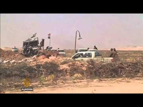 Peshmerga critical of air-strikes strategy