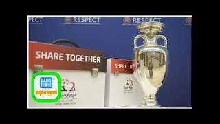 Football: EURO 2024 bid evaluation report published