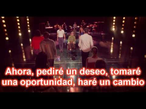 Glee - breakaway (con subtitulos en español)