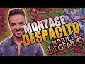 DESPACITO - MOBILE LEGENDS REGGAETON  MONTAGE GAMEPLAY VERSION REMIX COVER