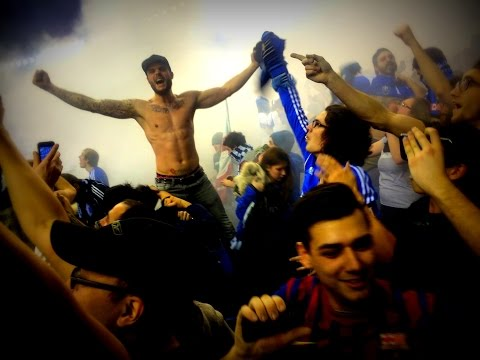 Ultras Montréal #Marquonslhistoire #IMFC #CONCACAF #CCL HD Extended