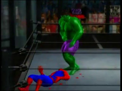 - DeZmond's Marvel Caws 3 (All-Star Elimination Chamber) -