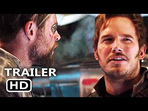 "AVENGERS INFINITY WAR ""Star Lord Mocks Thor"" Trailer NEW (2018) Marvel Superhero Movie HD"