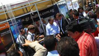 Grundfos Egypt is one of the main sponsors for The World Environment Day 2010 in Cairo