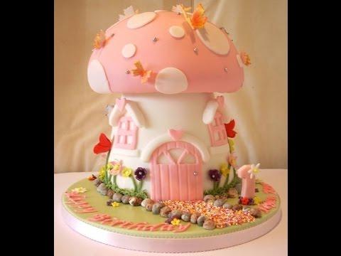 Торты детям на день рождения. Идеи украшения тортов детям на день рождения. Birthday cakes