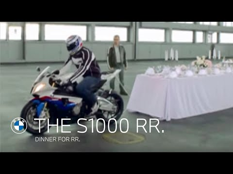 BMW S1000 RR. Dinner for RR.