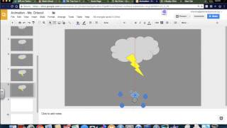 Simple Animation in Google Slides