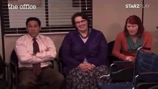 The Office | CPR Scene