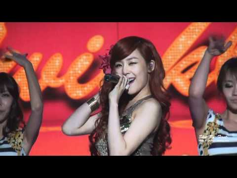 [fancam] 120512 Tiffany Dream Concert - Twinkle