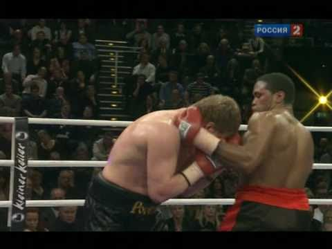 Александр Поветкин vs. Эдди Чемберс