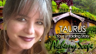 Taurus March 2017 | Alchemy Scope for Evolution | Pisces New Moon Cycle