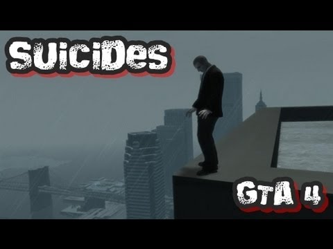 GTA 4 Suicides | Suicidios