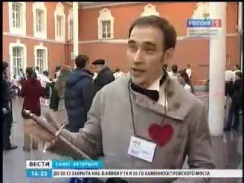 Фехтование на шпагах в Петропавловке  Гранд Ассо 2012