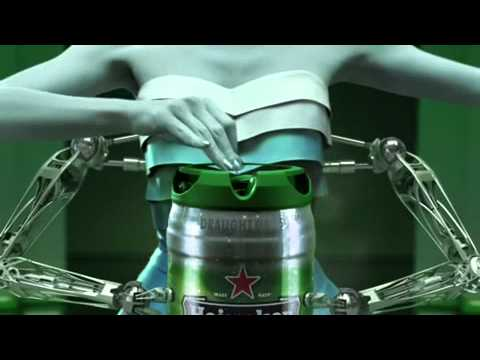 Heineken Beer Commercial – Keg