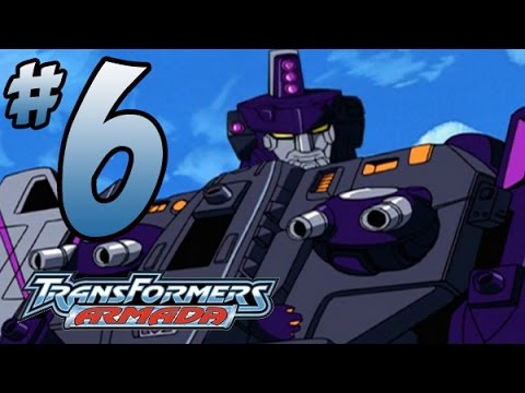 Let's Play Transformers! (PS2) Playthrough Part 6 - Tidal Wave Boss Battle!