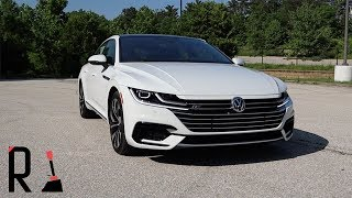 2019 Volkswagen Arteon Review: More Than Eye Candy