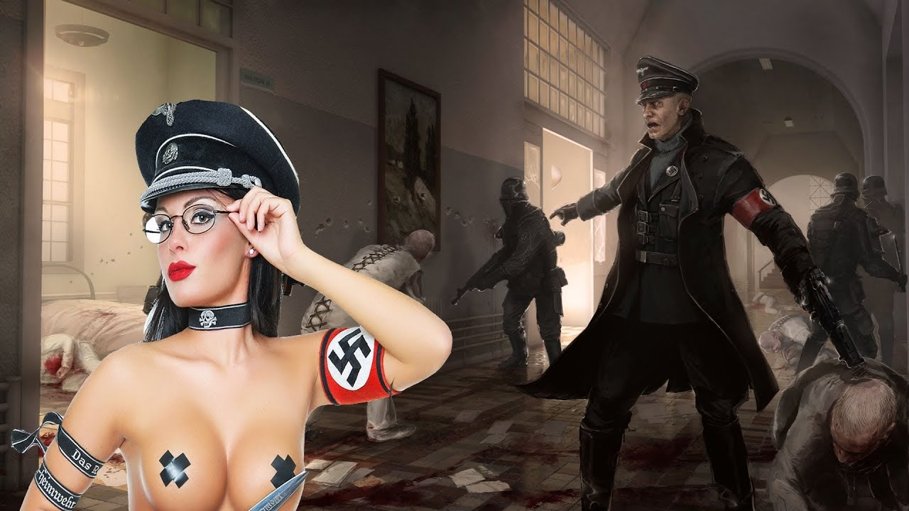 Wolfenstein naked pron picture
