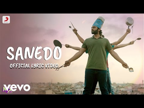 Sanedo - Official Lyric Video|Jackky & Kritika| Darshan Raval;Raja Hassan|Tanishk & Vayu