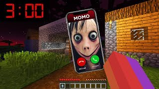 Minecraft : WHO CALLED ME AT 3:00AM (Ps3/Xbox360/PS4/XboxOne/PE/MCPE)