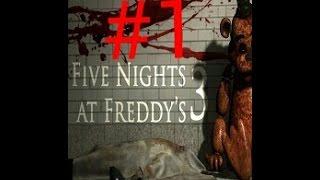 Прохождение игры five nights at freddys 3 на андроид
