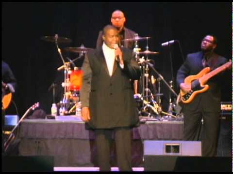 Love Won't Let Me Wait - Luther Vandross - Eric Nettles