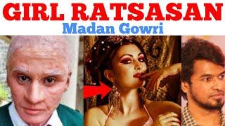Girl Ratsasan | Tamil | Elizabeth Bathory | Madan Gowri | MG