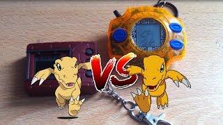 digimon v-pet 20th vs digivice 15th