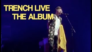 TWENTY ONE PILOTS  - TRENCH LIVE  - FULL ALBUM (all 14 songs live)