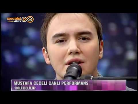 Mustafa Ceceli - İkili Delilik (Canlı Performans)