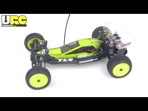 Team Losi Racing TLR 22 -- quick look