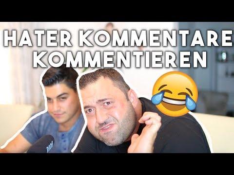 SERKI & MEIN BRUDER KOMMENTIEREN KOMMENTARE | HATER | FILIZ