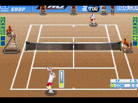 Virtua Tennis - Vizzed.com Play - User video