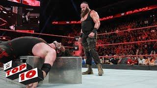 Download Top 10 Raw moments: WWE Top 10, November 27, 2017 3Gp Mp4