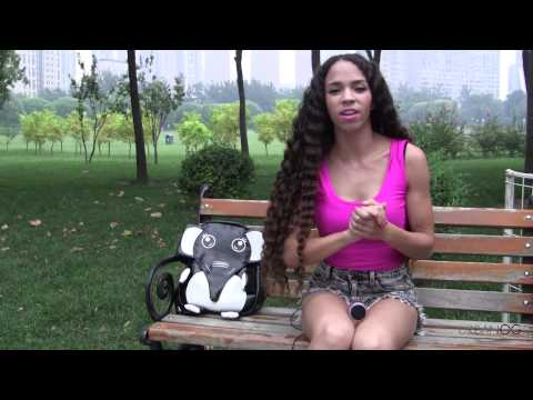 Back to School Hairstyles + Hairfinity Tip for Damaged Hair