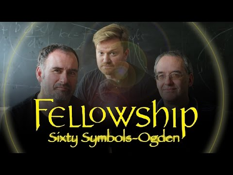 ANNOUNCEMENT: Sixty Symbols Ogden Fellowship