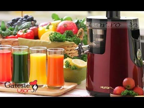 Storcator de Fructe si Legume Hurom Slow Juicer HH-EBE06