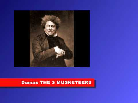 Alexandre Dumas: The Three Musketeers