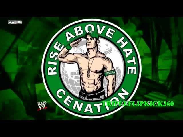 John Cena Theme Song New Titantron 2012 (Green Version) thumbnail