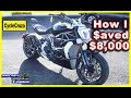 Price I PAID For My Ducati XDiavel S and How I Saved $8000 🏍️ Buying Tips