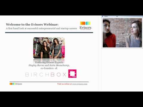 Full Webinar: Entrepreneurial and Startup Careers