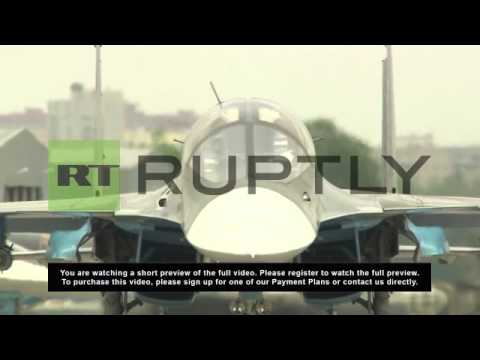 Russia: Air Force's flash drills show Russia's aerial capacities