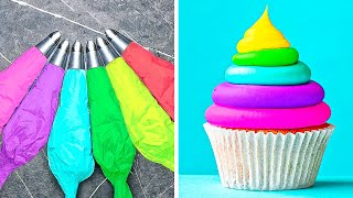 32 SWEET DIY HACKS FOR EVERYONE || GLAZING, FOOD DECOR AND COOKING TRICKS
