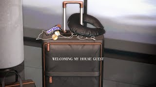 Welcoming My House Guest to Second Life