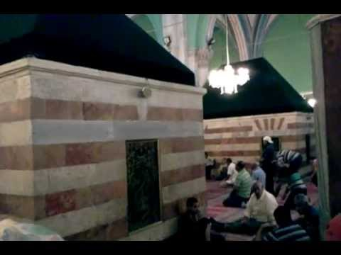 The Tombs Of The Patriarchs Abraham Sarah Isaac And